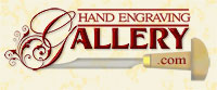 Hand Engraving Gallery Dot Com Logo