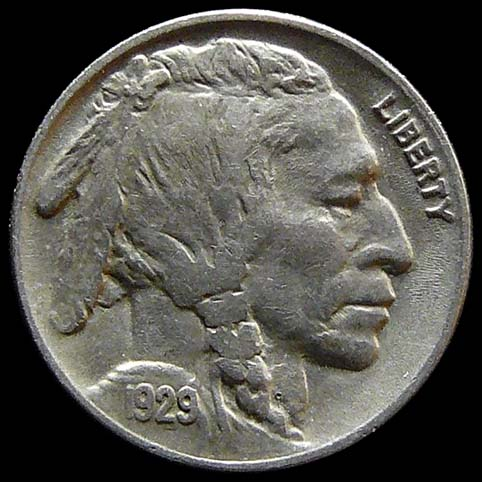 Indian Head Nickel