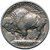 Buffalo Nickel - Reverse Of The General Hobo Nickel