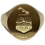 Coat Of Arms / Family Crest Ring