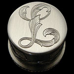 Fisher Woman Engraved Fly Rod Cap