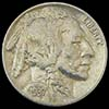 Indian Head Nickel - Reverse Of Corporal Little Hobo Nickel
